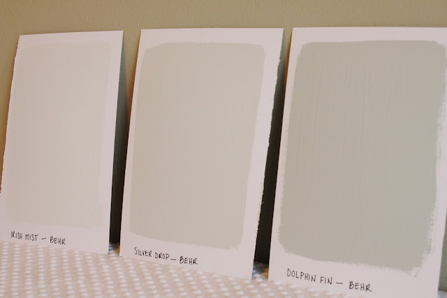 simply organized: new house update: let's talk paint!