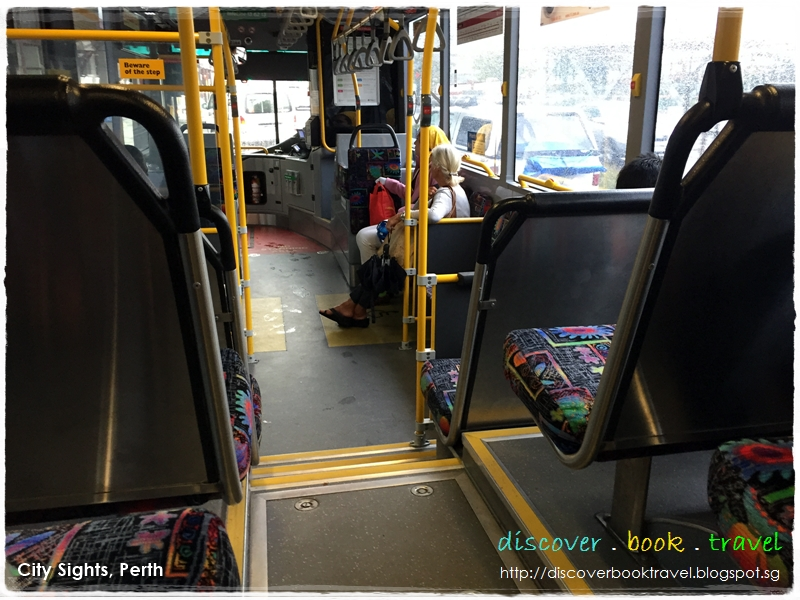 perth cat bus map pdf