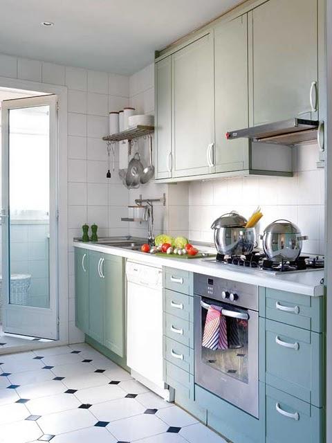 Apartamento ~ Decoracao Na Cozinha