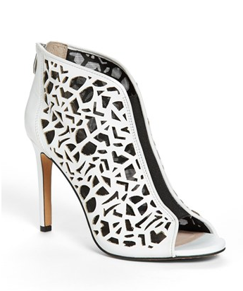 cut-out, bootie, edgy, shoe porn, fashion, style, Miami fashion, Miami, Vince Camuto