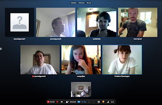 SKYPE Group Call Video Talking Tutorials