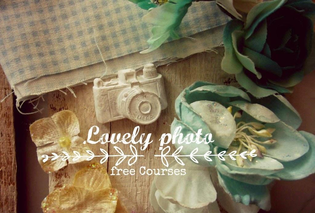 Бесплатный он-лайн курс по фотографии от Оли Leoni
