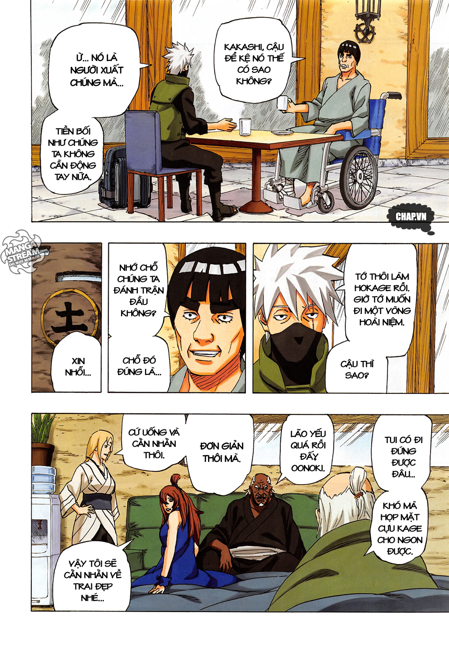 Naruto chap 700 – Chap cuối Trang 10