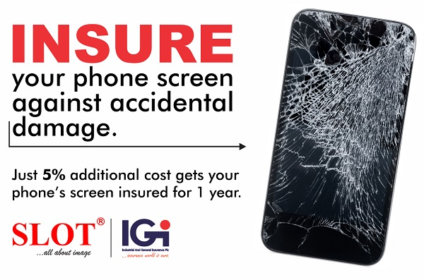 Slot Phone Screen Insurance