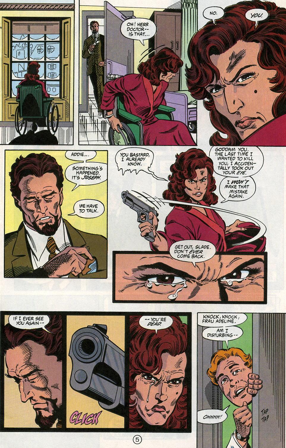 Deathstroke (1991) Issue #5 #10 - English 7