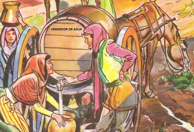 """Leer es crecer"""": Trabajos de la época colonial"""