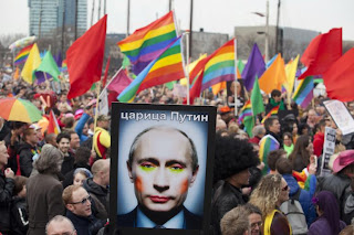Plans to boycott Sochi Olympics due to Russia's laws against gay community