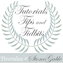 Tutorials, Tips and Tidbits