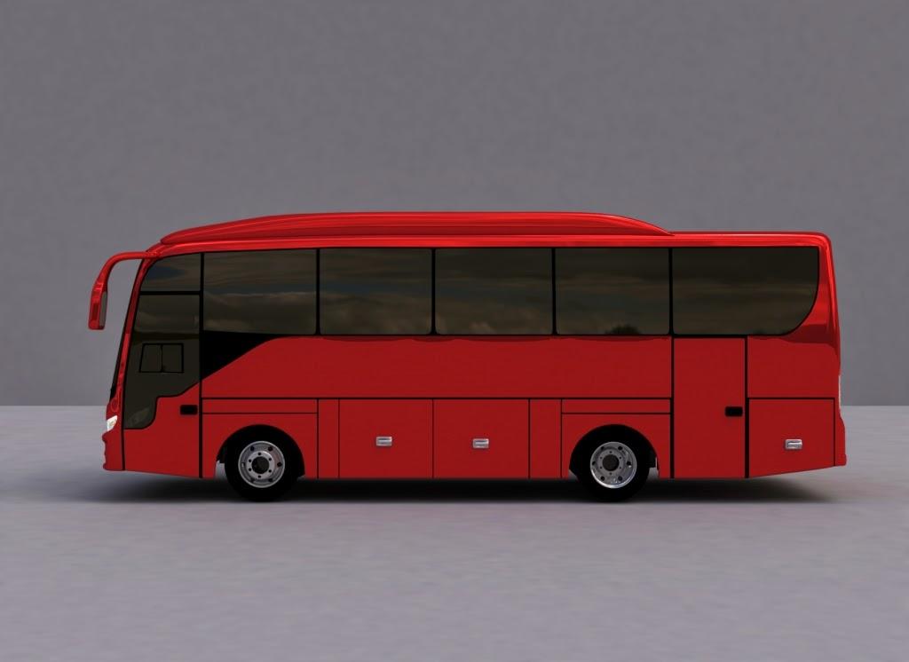 Design bus BEAT MD