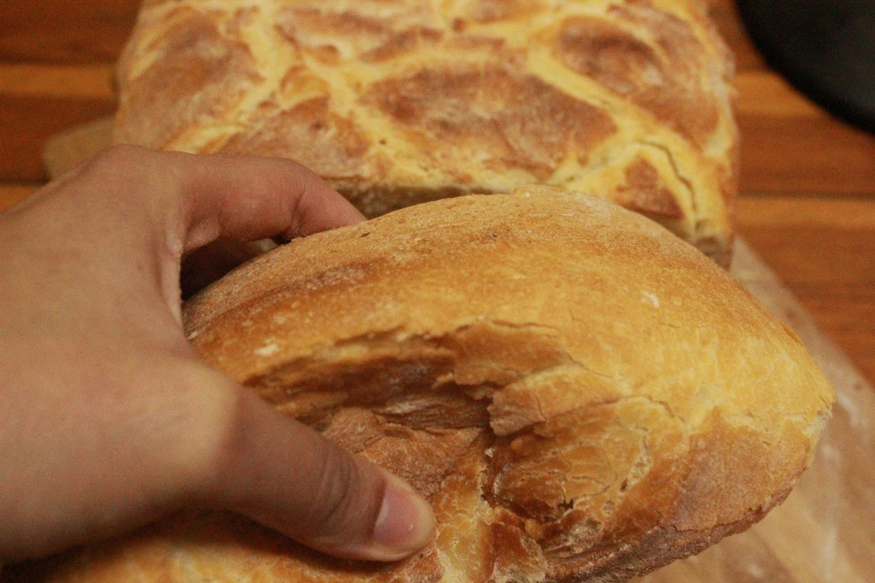 Domaci hleb najbolji