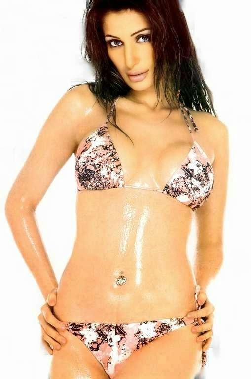 negar khan bikini photo