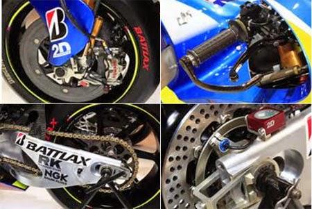 parts Suzuki GSX-RR