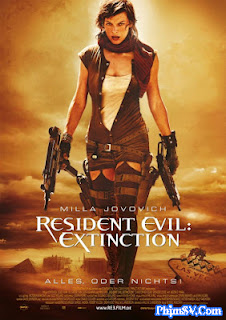 Vùng Đất Quỷ Dữ 3: Tuyệt Diệt - Resident Evil: Extinction