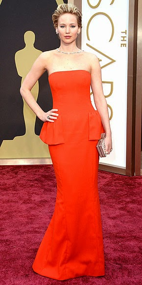 Jennifer Lawrence, 2014 oscars, oscars, red carpet