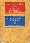 DICCIONARIO DE LENGUA ESPAÑOLA