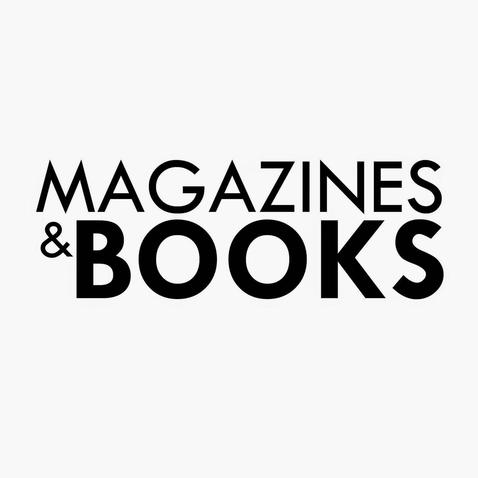 MAGAZINES & BOOKS_