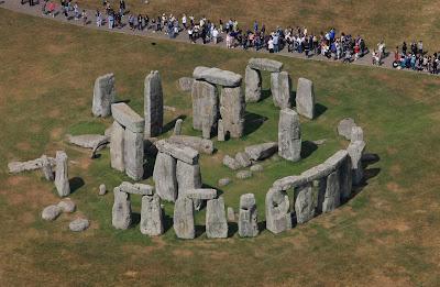Stonehenge Parchmarks 2