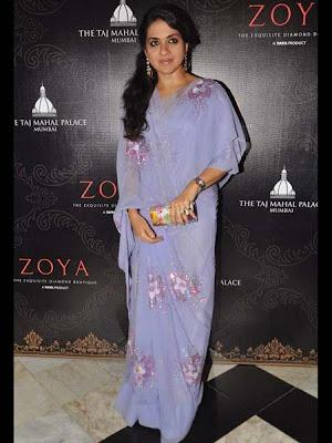 Nisha and Sushmita at Launch of Zoya's 'Jewels Of The Crown' jewellery line