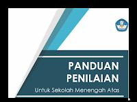Panduan Penilaian SD,SMP,SMA,SMK Lengkap kurikulum 2013