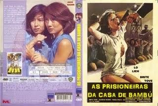 AS PRISIONEIRAS DA CASA DE BAMBÚ