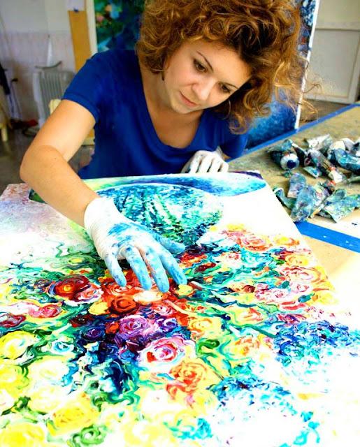 Нарисовать картину своими руками i