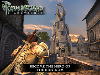 Download Ravensword: Shadowlands v1.3 Apk Downloads