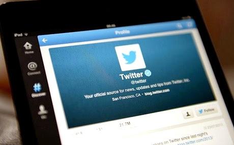 Twitter mobile posting