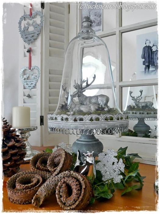 Fuchsienrots garten blog nachweihnachtliche deko im for Deko im januar