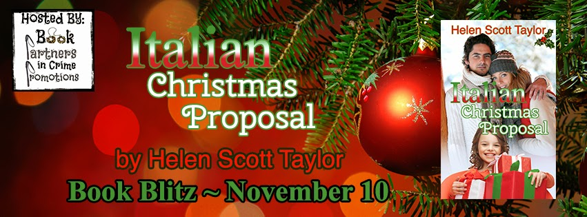 Italian Christmas Proposal by Helen Scott Taylor – Review + Giveaway @HelenScottTaylo @BPICPromos