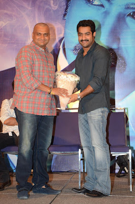 Baadshah Telugu Movie Success Meet Stills Gallery