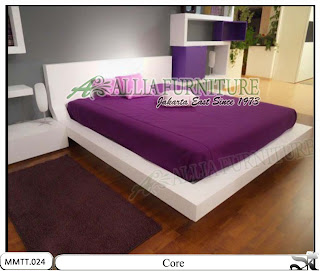 Tempat tidur Type Minimalis Modern Core