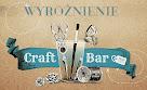 Wyróżnienie w Craft Bar