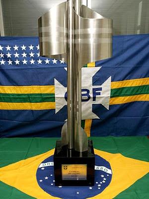 TAÇA CAMPEONATO BRASILEIRO 2012