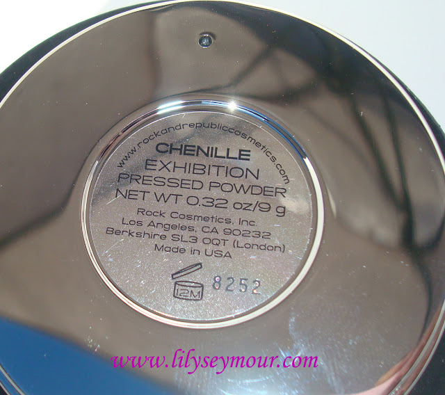 Rock and Republic Chenille Pressed Powder