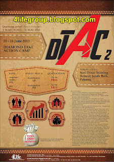 'Diamond Take Action Camp 2 (22-24 June 2013)