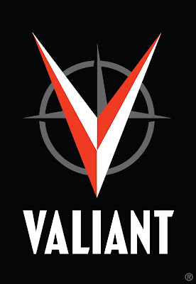 The Summer of Valiant - The Valiant Entertainment Logo