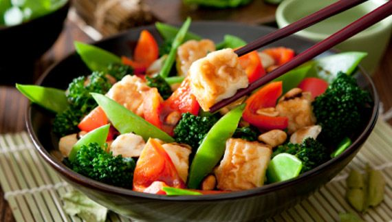Healthy food healthy food choices in a chinese restaurant traditional chinese food is not usually deep fried avoiding deep fried foods will help keep your meal healthy and authentically chinese forumfinder Images