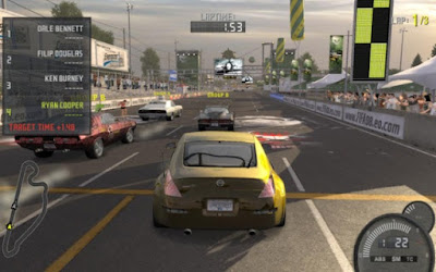 Need for Speed Prostreet PC Gameplay