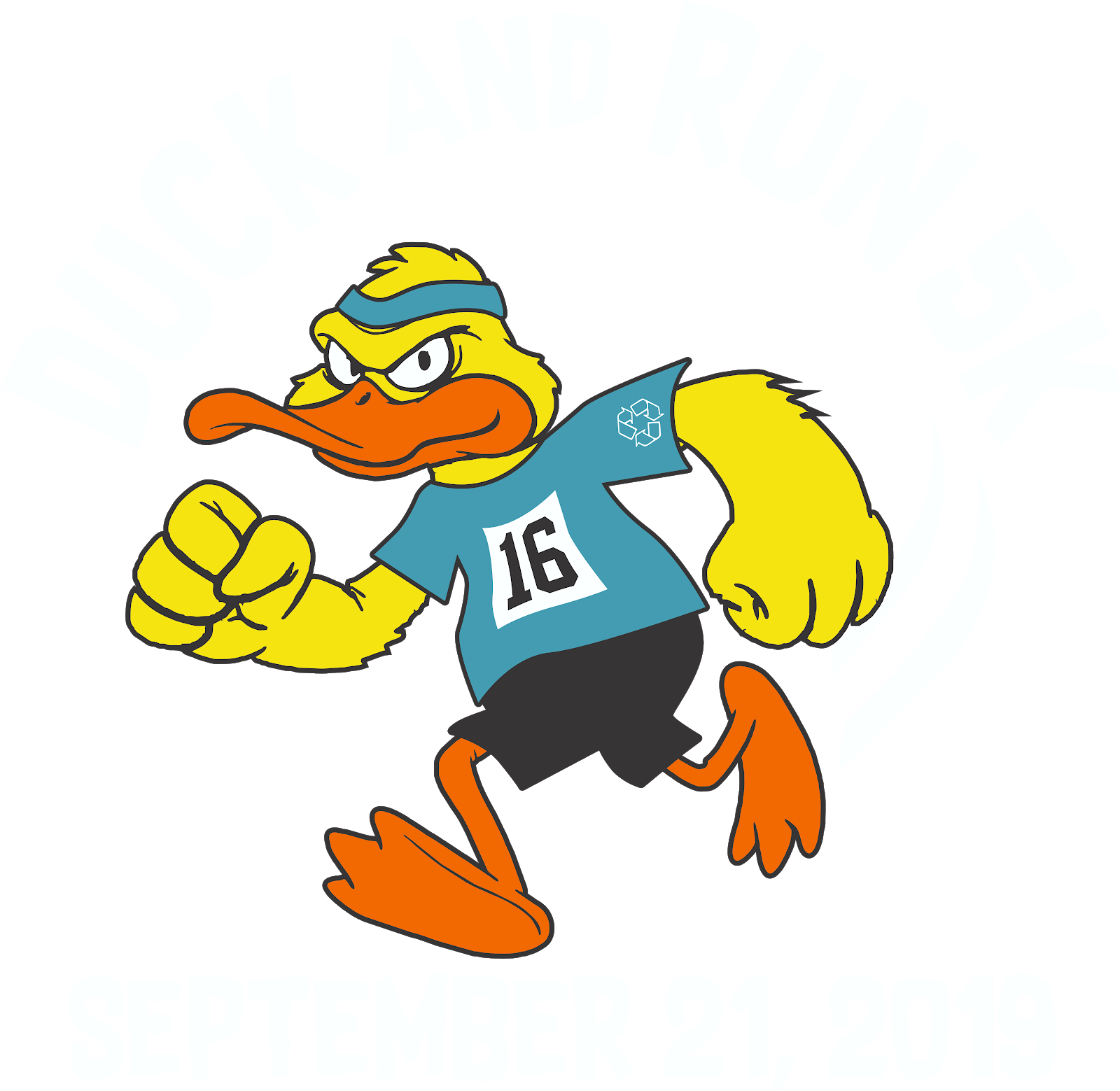 Duck and Run 5k