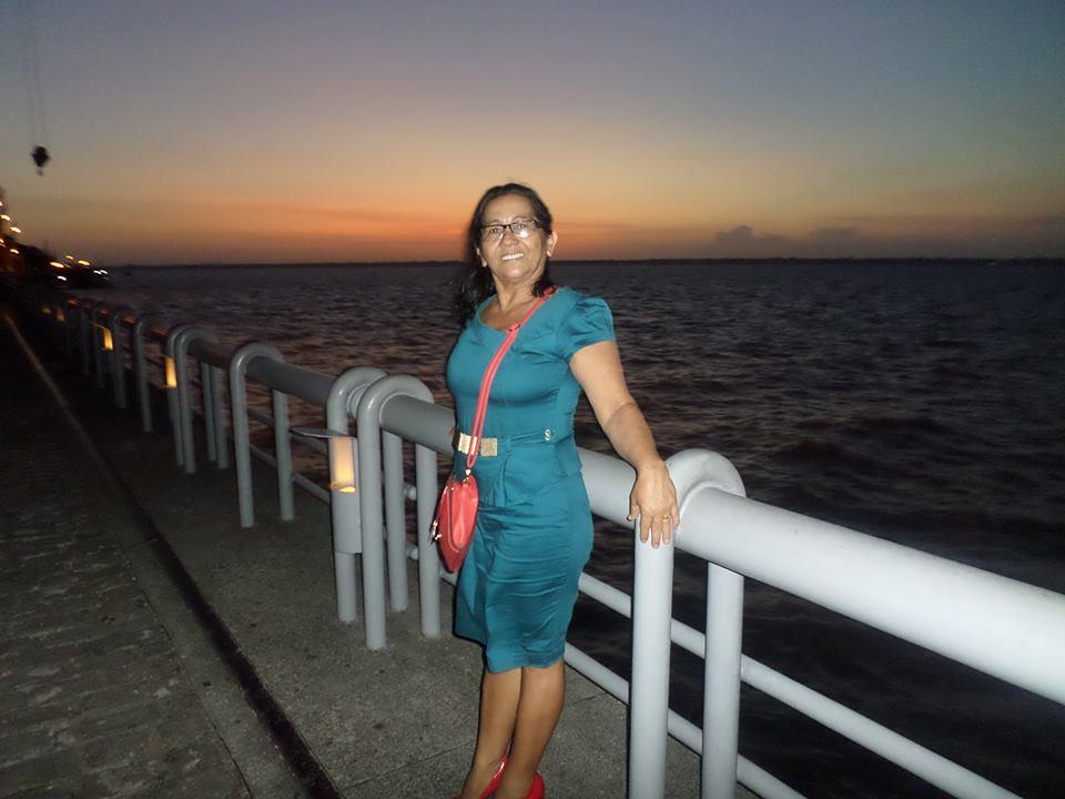 Eu passeando pelas Docas- Belém do Pará
