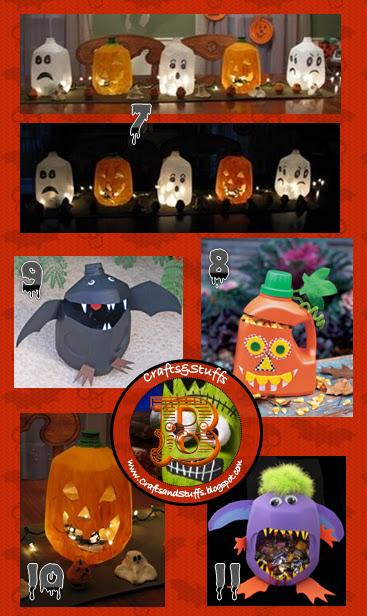 Beck 39 s crafts stuffs decoraciones de halloween baratas - Cosas de decoracion baratas ...
