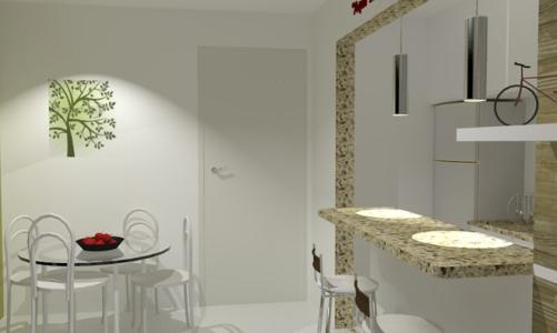 decoracao de apartamentos pequenos simples : decoracao de apartamentos pequenos simples:Blog da Vann: A beleza e praticidade da cozinha americana