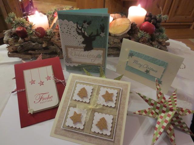 Die guthe kreativwerkstatt weihnachtspost - Bilder weihnachtspost ...