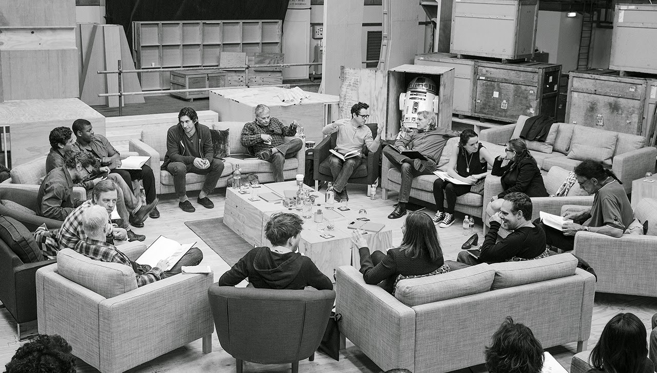 Let there be a 'Star Wars VII' cast