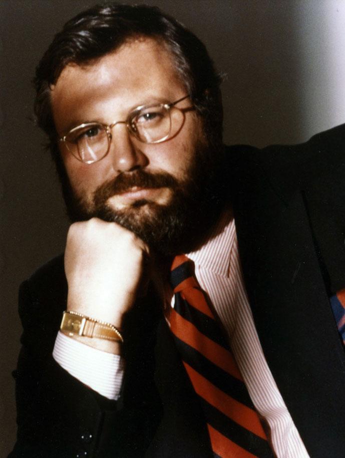 Gianfranco Ferre in 1983