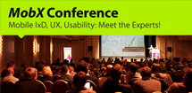 MobX Conference<br>Mobile Experience Design
