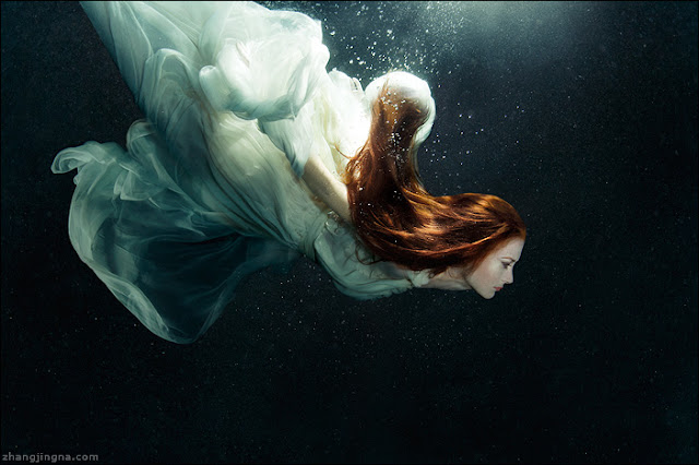 zemotion | Zhang Jingna Photography Blog | New York | Art | Fashion: Motherland Chronicles #23 - Dive + Behind the Scenes