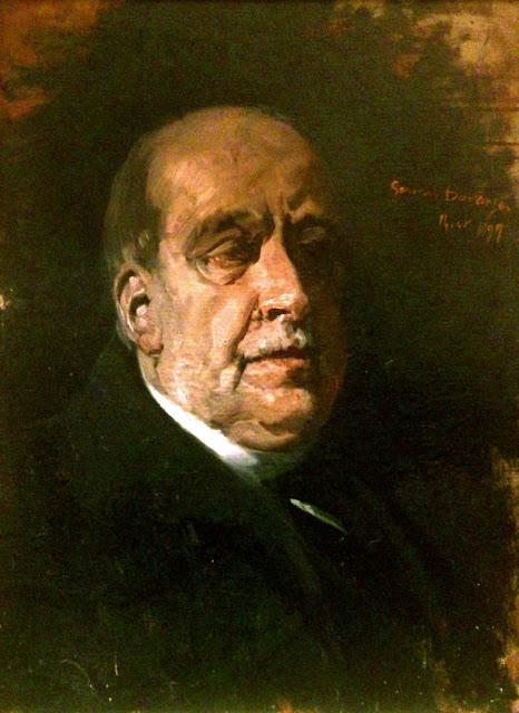 José María Beránger y Ruiz de Apodaca, Joaquín Sorolla, Retratos de Joaquín Sorolla, Pintor español, admirante, pintura Valenciana