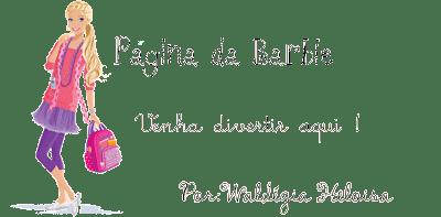 Página da Barbie