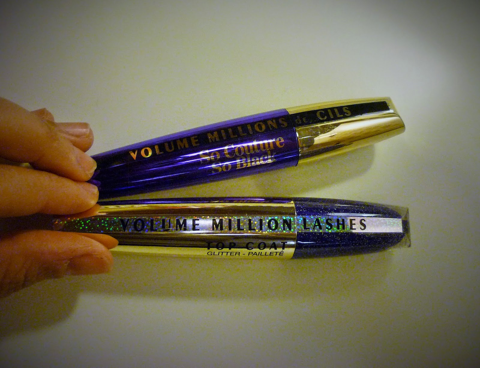 Mascara So Couture So Black Volume Million de Cils & Top Coat Million de Cils - L'Oreal